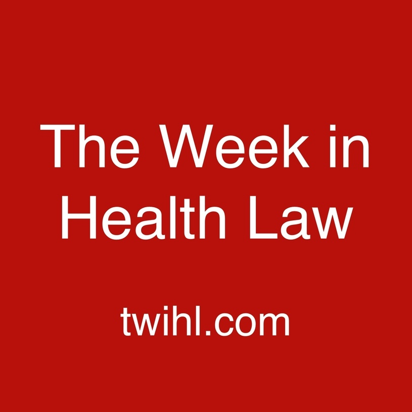 Health Medical Law: Hall Center For Law & Health